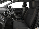 2019 Chevrolet Trax LS, front seats from drivers side.