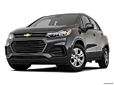 2019 Chevrolet Trax LS, front angle view, low wide perspective.