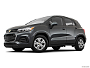 2019 Chevrolet Trax LS, low/wide front 5/8.
