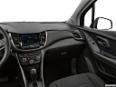 2019 Chevrolet Trax LS, center console/passenger side.