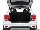 2019 Chevrolet Trax LT, trunk open.