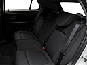 2019 Chevrolet Trax LT, rear seats from drivers side.