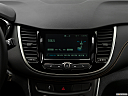 2019 Chevrolet Trax LT, closeup of radio head unit
