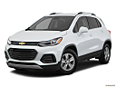 2019 Chevrolet Trax LT, front angle medium view.