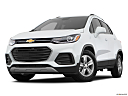 2019 Chevrolet Trax LT, front angle view, low wide perspective.