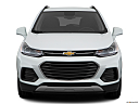 2019 Chevrolet Trax LT, low/wide front.