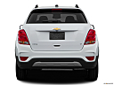 2019 Chevrolet Trax LT, low/wide rear.