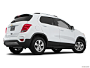 2019 Chevrolet Trax LT, low/wide rear 5/8.
