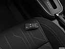 2019 Chevrolet Trax LT, key fob on driver's seat.