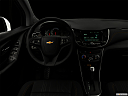 "2019 Chevrolet Trax LT, centered wide dash shot - ""night"" shot."