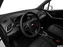 2019 Chevrolet Trax LT, interior hero (driver's side).