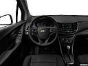 2019 Chevrolet Trax LT, steering wheel/center console.