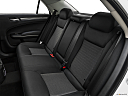 2019 Chrysler 300 Touring, rear seats from drivers side.