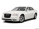 2019 Chrysler 300 Touring, front angle medium view.