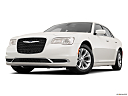 2019 Chrysler 300 Touring, front angle view, low wide perspective.