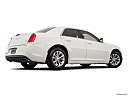 2019 Chrysler 300 Touring, low/wide rear 5/8.