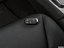 2019 Chrysler 300 Touring, key fob on driver's seat.