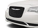 2019 Chrysler 300 Touring, close up of grill.