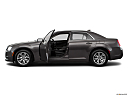 2019 Chrysler 300 Touring L, driver's side profile with drivers side door open.