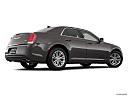 2019 Chrysler 300 Touring L, low/wide rear 5/8.
