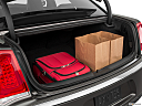 2019 Chrysler 300 Touring L, trunk props.