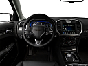 2019 Chrysler 300 Touring L, steering wheel/center console.