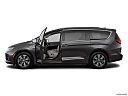 2019 Chrysler Pacifica Hybrid Limited, driver's side profile with drivers side door open.