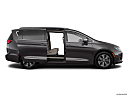 2019 Chrysler Pacifica Hybrid Limited, passenger's side view, sliding door open (vans only).