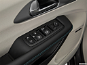 2019 Chrysler Pacifica Hybrid Limited, driver's side inside window controls.