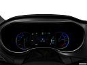 2019 Chrysler Pacifica Hybrid Limited, speedometer/tachometer.