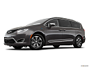 2019 Chrysler Pacifica Hybrid Limited, low/wide front 5/8.