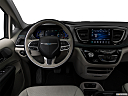 2019 Chrysler Pacifica Hybrid Limited, steering wheel/center console.