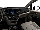 2019 Chrysler Pacifica Hybrid Limited, center console/passenger side.