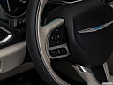 2019 Chrysler Pacifica Hybrid Limited, steering wheel controls (left side)