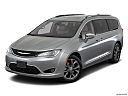 2019 Chrysler Pacifica Limited, front angle view.