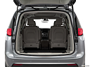 2019 Chrysler Pacifica Limited, trunk open.