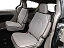 2019 Chrysler Pacifica Limited, rear seats from drivers side.