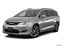 2019 Chrysler Pacifica Limited, front angle medium view.