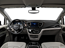 2019 Chrysler Pacifica Touring-L Plus, centered wide dash shot