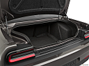 2019 Dodge Challenger R/T Scat Pack, trunk open.