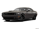 2019 Dodge Challenger R/T Scat Pack, front angle medium view.