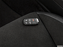 2019 Dodge Challenger R/T Scat Pack, key fob on driver's seat.