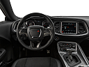 2019 Dodge Challenger R/T Scat Pack, steering wheel/center console.