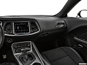 2019 Dodge Challenger R/T Scat Pack, center console/passenger side.