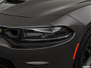 2019 Dodge Charger Scat Pack, drivers side headlight.