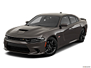 2019 Dodge Charger Scat Pack, front angle view.