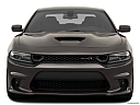 2019 Dodge Charger Scat Pack, low/wide front.
