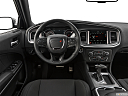 2019 Dodge Charger Scat Pack, steering wheel/center console.