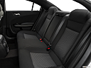 2019 Dodge Charger GT, rear seats from drivers side.
