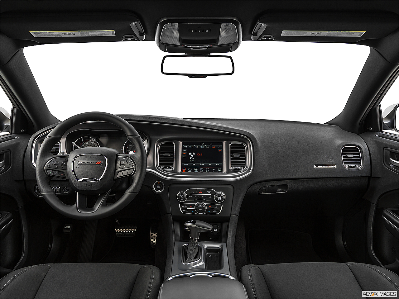 2019 Dodge Charger GT, centered wide dash shot